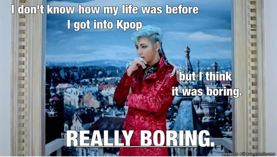 I never thought I would love stars so much as I do now.. | allkpop Meme Center