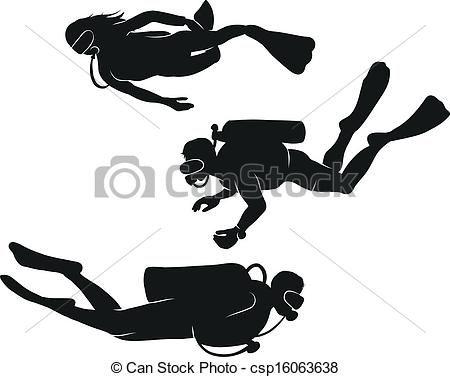 Vecteur - vecteur, plongeurs - Banque d'illustrations, illustrations libres de droits, banque de clip art, icônes clipart, logo, image EPS, images, graphique, graphiques, dessin, dessins, image vectorielle, oeuvre d'art, art vecteur EPS