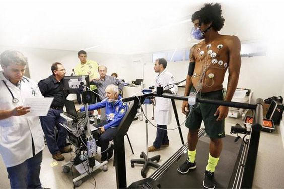 #WorldCup 2014: Smart technology has changed the way footballers train, recover, and play the game