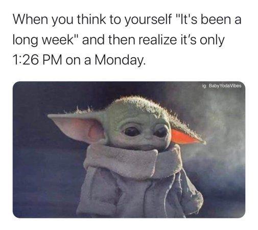 Memes That Make You Lol Irl 8 Page 1 Yoda Funny Yoda Meme Silly Jokes