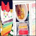 Resep Rainbow Cake Kukus - Bolu Kukus Pelangi   resepid.com ...