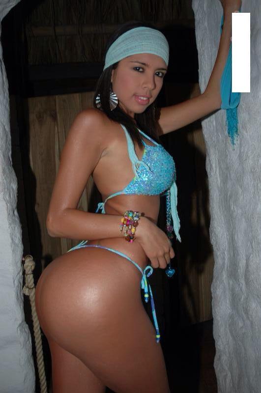 big boob columbian girls