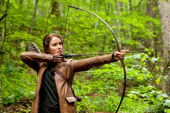 Heroine Archteype — Katniss Hunger Games  http://odetojoandkatniss.files.wordpress.com/2014/02/katniss-archer.jpg