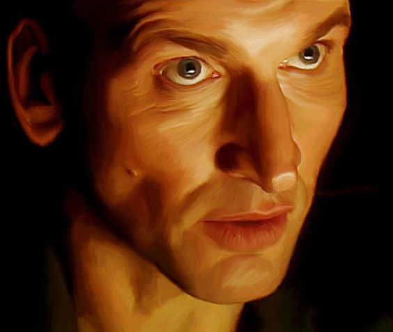 Doctor Pout - Ninth Doctor Edition by LicieOIC on @DeviantArt