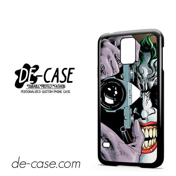 Jokers Camera For Samsung Galaxy S5 Case Phone Case Gift Present YO
