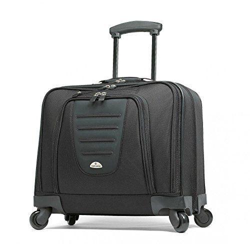 Samsonite Spinner Mobile Office Wheeled Briefcase Travel