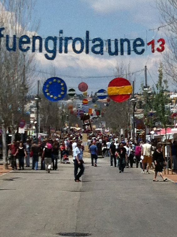 Recinto Ferial de Fuengirola in Fuengirola, Andalucía