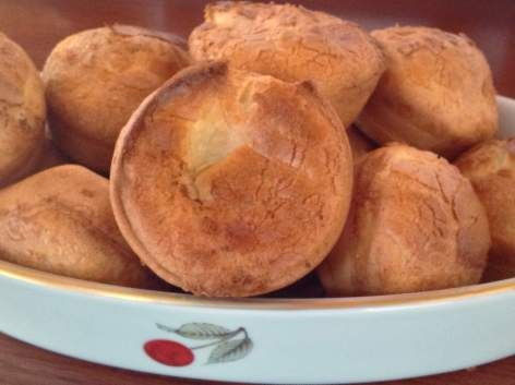 Try making these gluten-free popovers for brunch