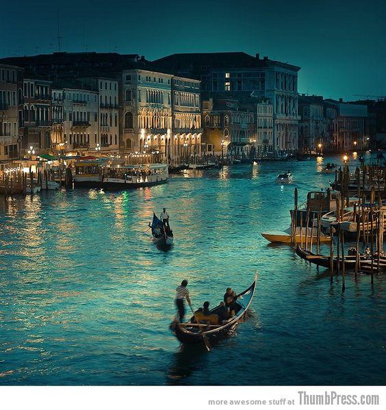 Venice (sigh)