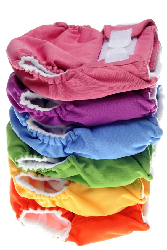 An introduction to cloth diapers - here are all the basics you need to know.: