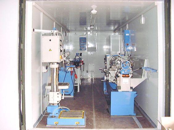 Container Machine Shop