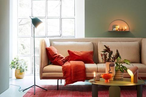 Warme Farben In 2020 Warme Farben Haus Deko Wohnen