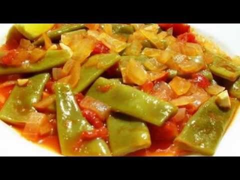 طريقة عمل إيدام الفاصولياء الخضراء Green Beans Food Vegetables