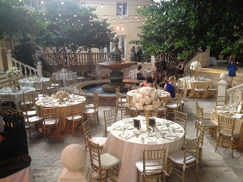 Beautiful Outdoor South Florida Winter Wedding at the Addison ...
