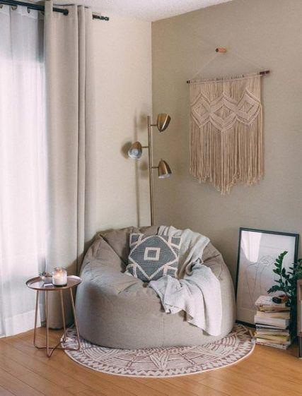 Living Room Cozy Corner Boho 37 Ideas Livingroom Livingroomfurniture Living Room Furniture Corner Bedroom Reading Nooks Living Room Corner Bedroom Corner