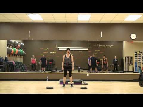 Tone & Tighten: At Home Total Body Pump Workout with Weights