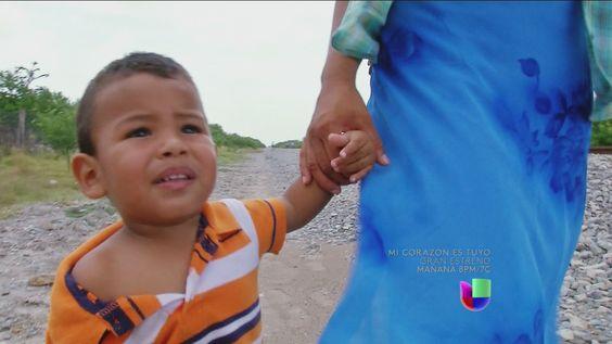 El camino de los migrantes en la frontera entre México y Estados Unidos