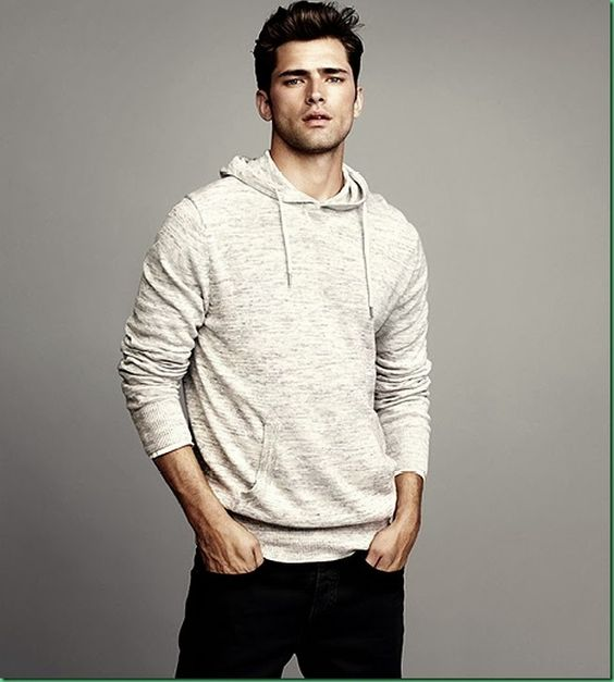 Sean O'Pry for H&M – 'Winter Knits' | CoverMen Blog