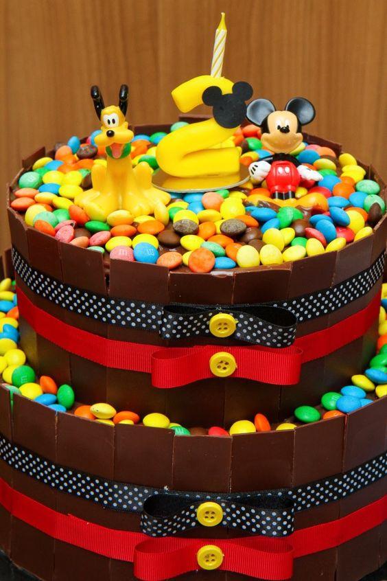 Dolce Favola: Festa do Mickey!