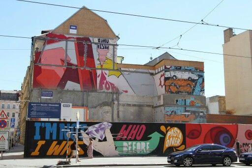 Street art Prague