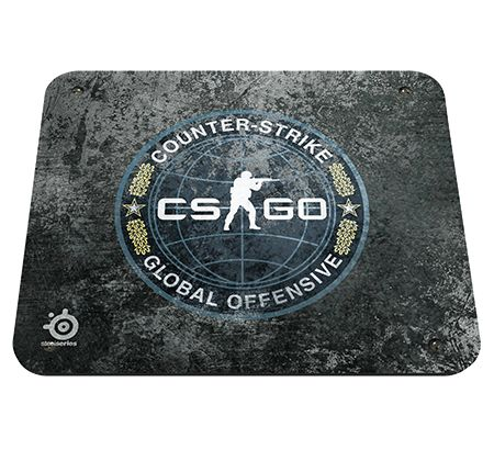 STEELSERIES LIMITED EDITION CS:GO QCK+ MOUSEPAD