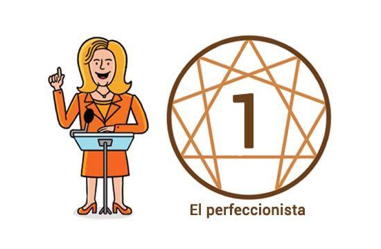 Eneatipo 1 Ira El Perfeccionista Eneagrama Inteligenci Emocional Psicologa