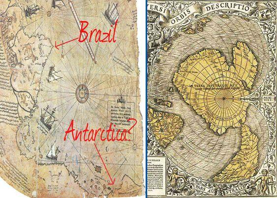 Antarctica: een tropisch paradijs dat bij onze voorouders bekend is en door de geschiedenis is 'vergeten' 35