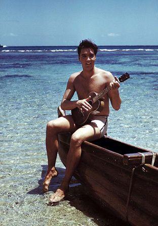 ELVIS in Blue Hawaii (1961)