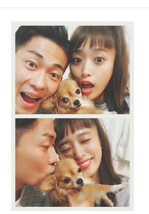 ペットと太田夫妻