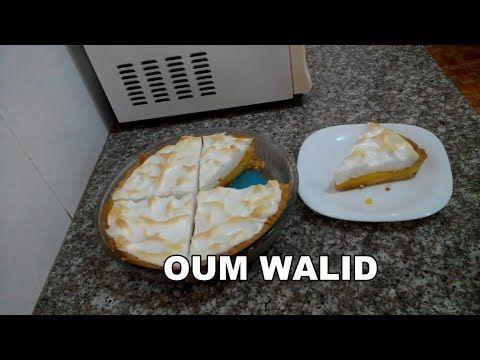 Tarte Au Citron Tres Facile Very Easy Lemon Tart مطبخ ام وليد تارت ا Food Desserts Pudding