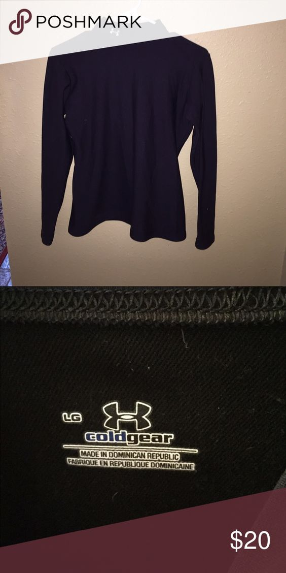 Under Armour Cold Gear Excellent condition Under Armour Tops Tees - Long Sleeve
