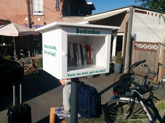 Boekenbox Liedekerke 9