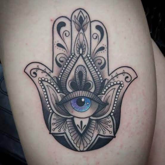 Tatuaje Mano De Fatima Ideas Y Significado Fotos Ellahoy Tatuaje De Mano De Fatima Tatuaje Hamsa Tatuaje Ojo