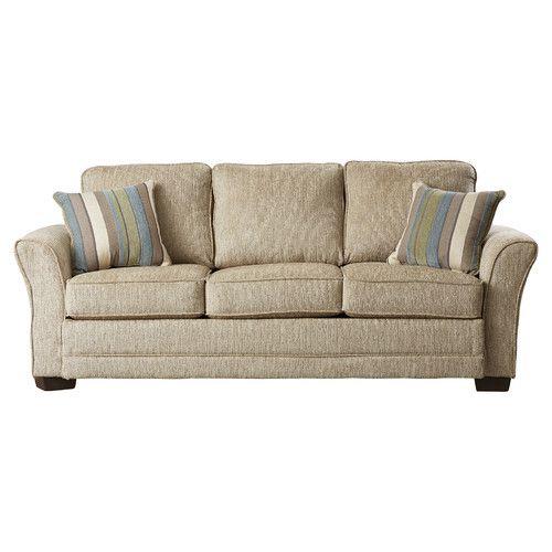 """Found it at Joss & Main - Serta Upholstery Sofa - 38"""" H x 89"""" W x 38"""" D - $423.95"""
