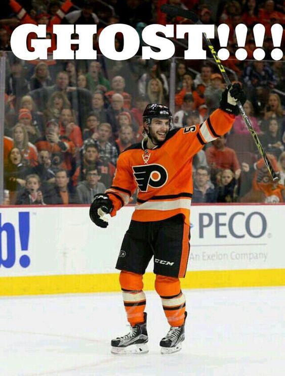 Shayne Gostisbehere...Flyers ~ Col