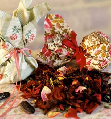 Dried rose petals, Sachets and Rose petals on Pinterest