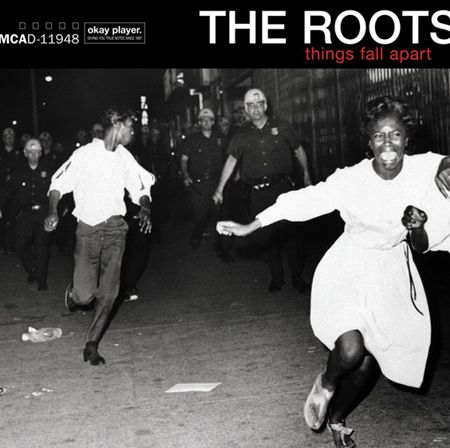 The Roots - Things Fall Apart   ......The emotion in this picture is unreal...