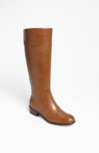 just bought these to replace my horrible falling apart steve madden boots. they are beautiful in person, super classic, and a little less shiny. hopefully they will also last a lot longer than my previous pair :)