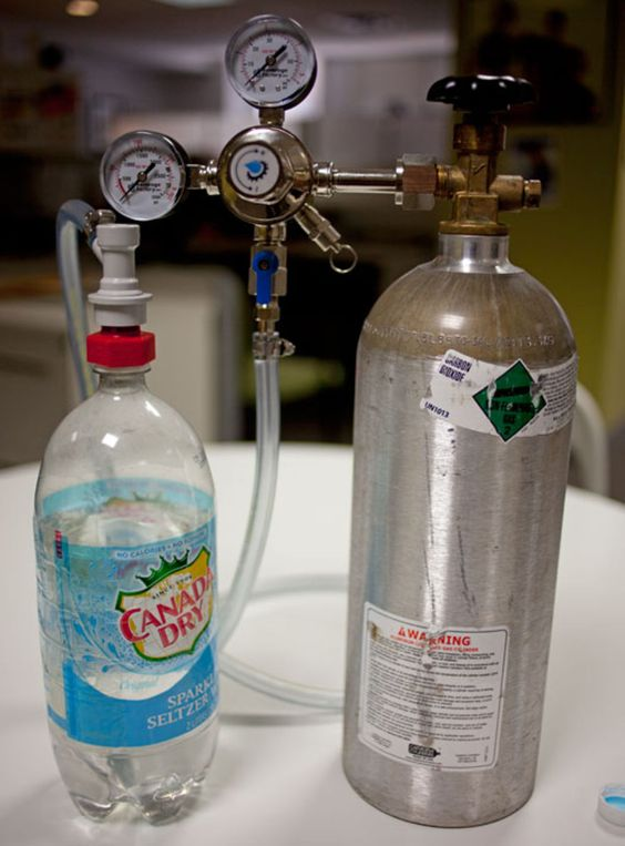 Sodastream machines are nice, but for the true seltzer addict, a do-it-yourself carbonation system can be cheaper, more flexible, and more fun