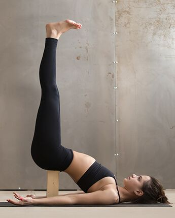 Precautions To Legs Up The Wall Pose