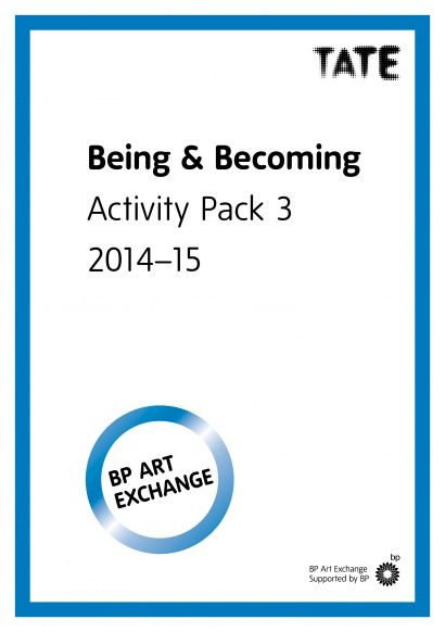 Being & Becoming Activity Pack 3 2014–15