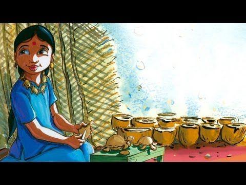 """The Whispering Palms: Learn Spanish with subtitles - Story for Children """"BookBox.com""""  Mori ayuda a sus padres en sus tareas para que puedan vivir en armonía con la naturaleza."""