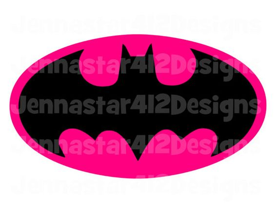 Batgirl logo printable - photo#52