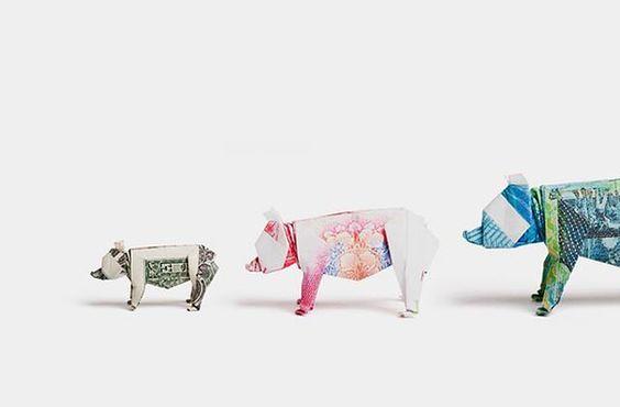 porcs de paper $