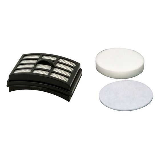 Filter Kit for Shark Lift-Around Portable Vacuums, Part Nos. XHF319, XFF318