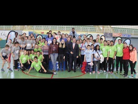 Flashmob 2º Tsafad | Río Ebro | Juntos por la infancia