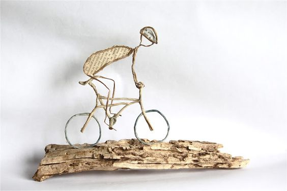 Epistyle: A bicyclette