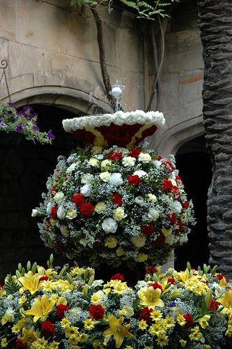 L'ou com balla a la Casa de l'Ardiaca, Barcelona