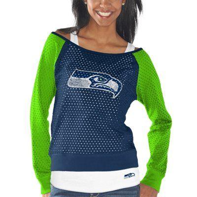 nfl WOMEN Seattle Seahawks Mike Morgan Jerseys