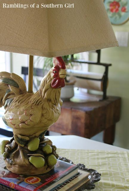 beautiful.quenalbertini: The Rooster's Last Hurrah | Ramblings of a Southern Girl